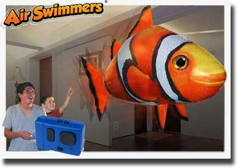 Air Swimmers Nemo