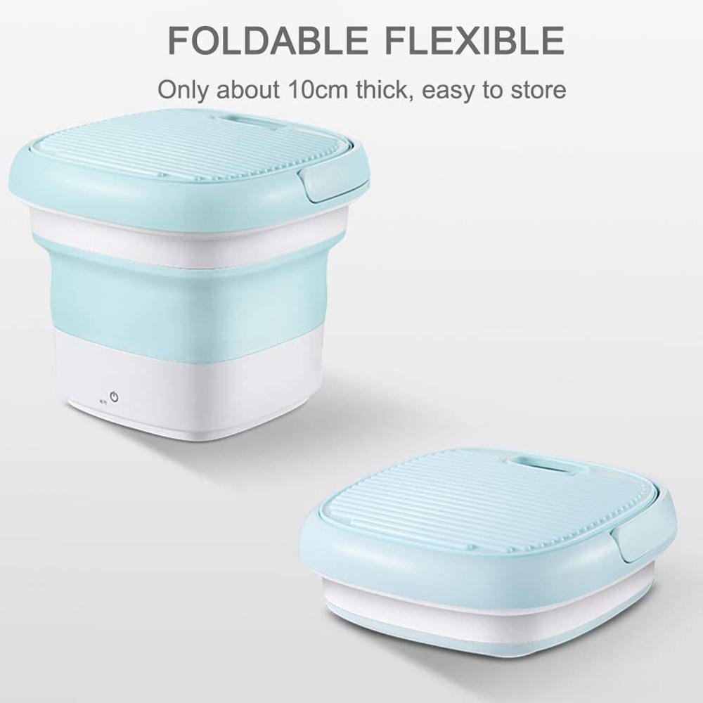 foldable washing machine - Mesin cuci lipat praktis